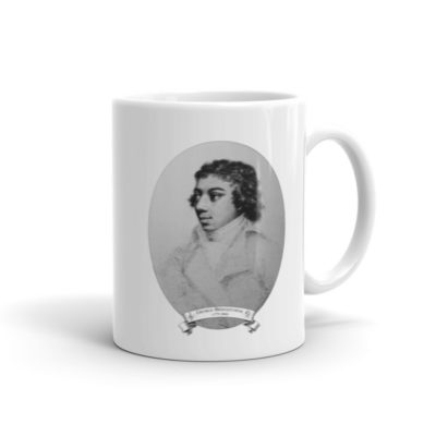 Bridgetower Portrait Mug
