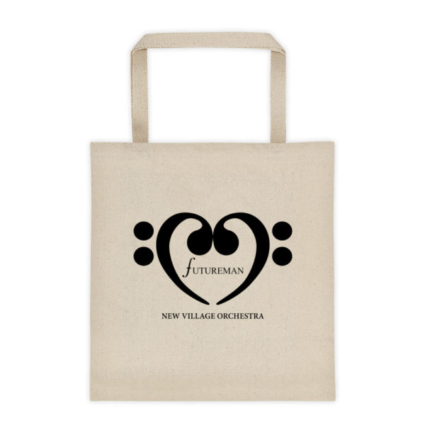 New Village Orchestra Tote bag